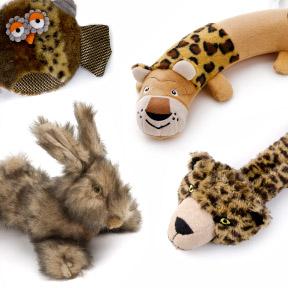 hračky pro psy -50% (od18Kč)