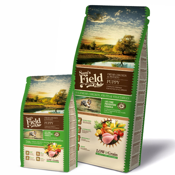 Sam's Field–superprémiové krmivo propsy
