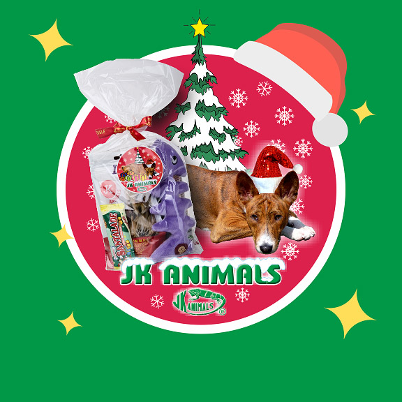 Šťastné a veselé vánoce a vše nejlepší v novém roce, přeje jk animals. Děkujeme za Vaši přízeň :-)