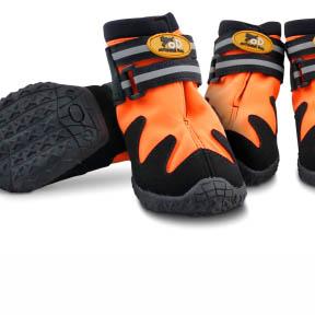 Outdoorové boty pro psy