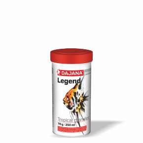 Dajana Legend – Tropical granules, 250ml granule