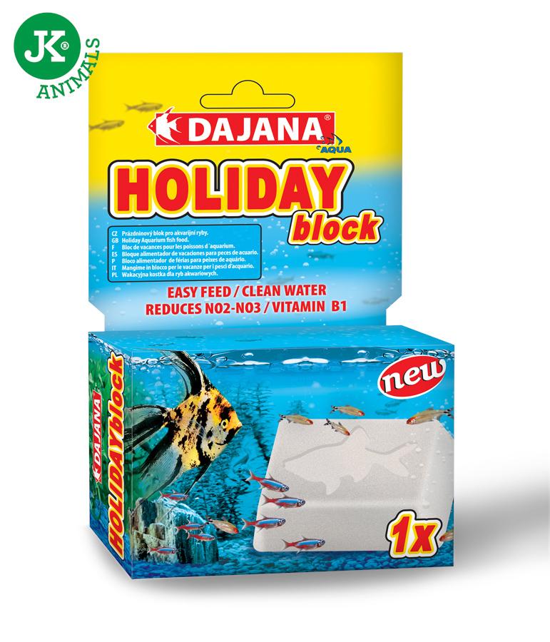 Dajana Holiday Block   © copyright jk animals, všechna práva vyhrazena