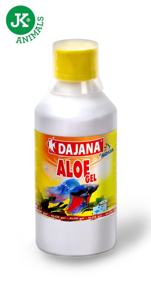 Dajana Aloe Gel 250ml   © copyright jk animals, všechna práva vyhrazena
