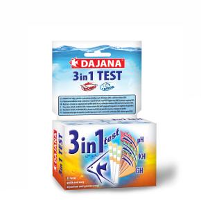 Dajana Test 3in1