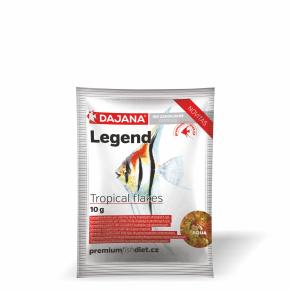 Dajana Legend – Tropical flakes, 10g vločky