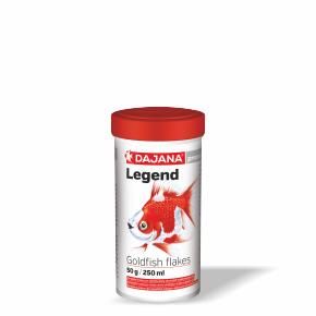 Dajana Legend – Goldfish flakes, 250ml vločky