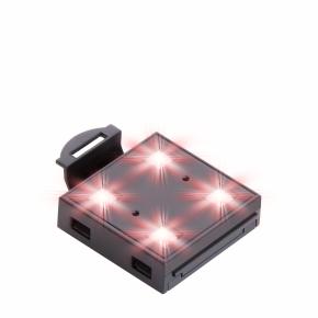 Akvarijní osvětlení Vario LED modul červený LM04C
