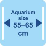 velikost akvária