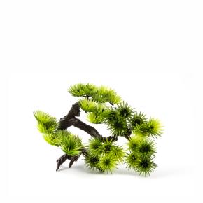 Bonsai malá, akvarijní (terarijní) plastová rostlinka