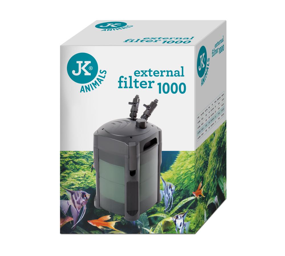 JK ANIMALS Vnější komínový filtr JK-EF1000   © copyright jk animals, všechna práva vyhrazena