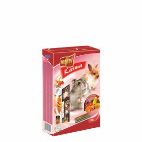 Vitapol - křeček a králík, ovoce, 350g
