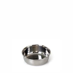 Nerezová miska pro hlodavce pr. 8 cm