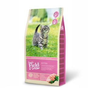 Sams Field Cat Kitten, superprémiové granule 7,5kg (Sam's Field)