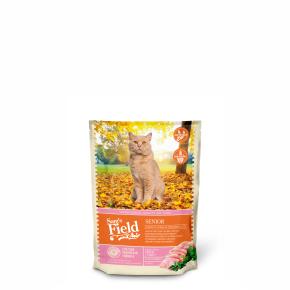 Sams Field Cat Senior, superprémiové granule 400g (Sam's Field)