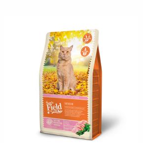 Sams Field Cat Senior, superprémiové granule 2,5kg (Sam's Field)