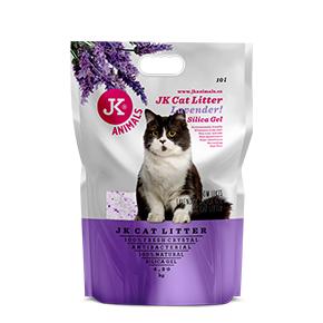 Litter Silica gel - lavender, kočkolit 10l