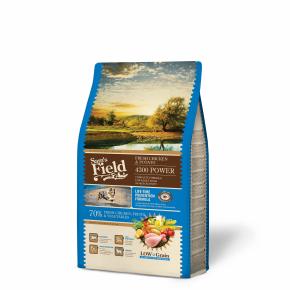 Sams Field 4300 Power Chicken & Potato, superprémiové granule 2,5kg (Sam's Field)