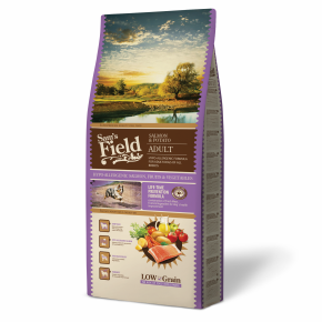 Sams Field Adult Salmon & Potato, superprémiové granule 13 kg (Sam's Field)