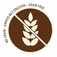 NO GRAIN – KRMIVO BEZ OBILOVIN – GRAIN FREE