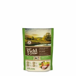 Sams Field Puppy Chicken & Potato, superprémiové granule 800g (Sam's Field)