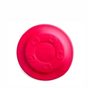 Frisbee červené 17 cm, odolná hračka zEVA pěny