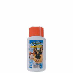 Šampon CHAMPION pro normální srst, 200ml, sobsahem souboru tenzidů, pro psy ikočky