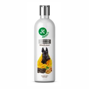 Šampon pro tmavou srst se zjemňujícími účinky, prémiový šampon pro psy