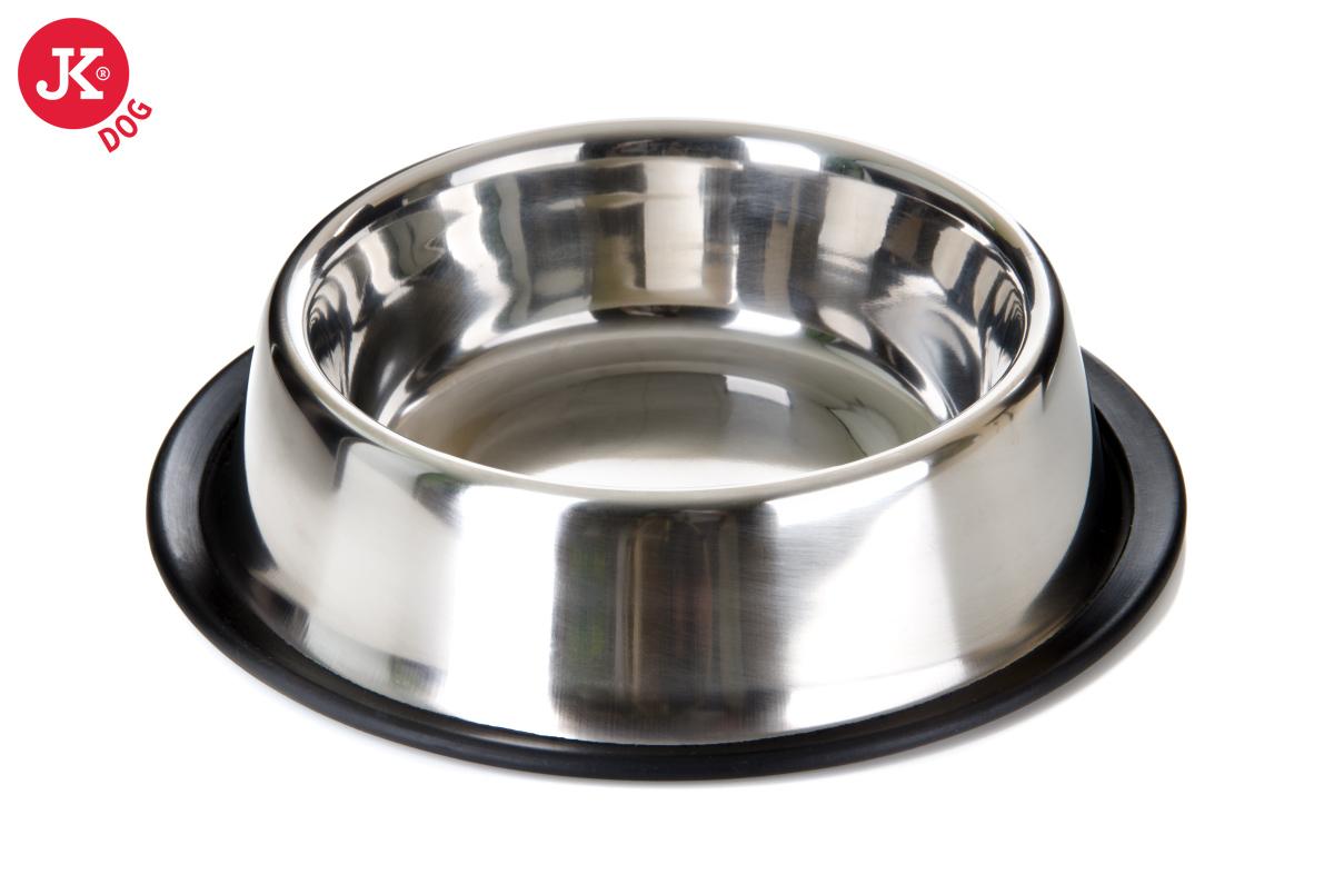 Nerezová miska pro psa pr. 14 cm | © copyright jk animals, všechna práva vyhrazena
