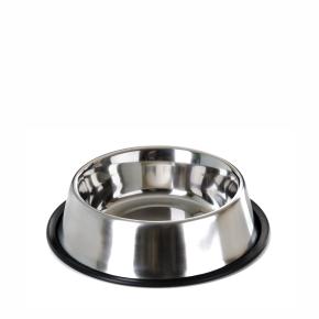 Nerezová miska pro psa pr. 17 cm
