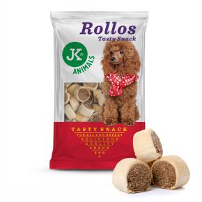 Biscuit - Rollos morkový - Tasty Snack, pečený pamlsek