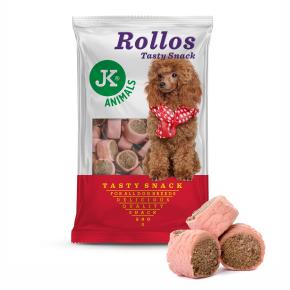 Biscuit - Rollos šunkový - Tasty Snack, pečený pamlsek