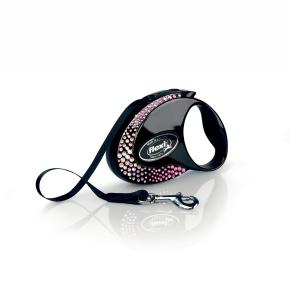 flexi Glam Composition Tape (pásek), velikost S, černá