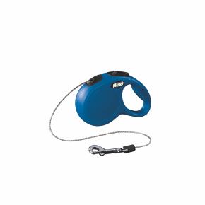 flexi New Classic Cord (lanko), velikost XS, modrá