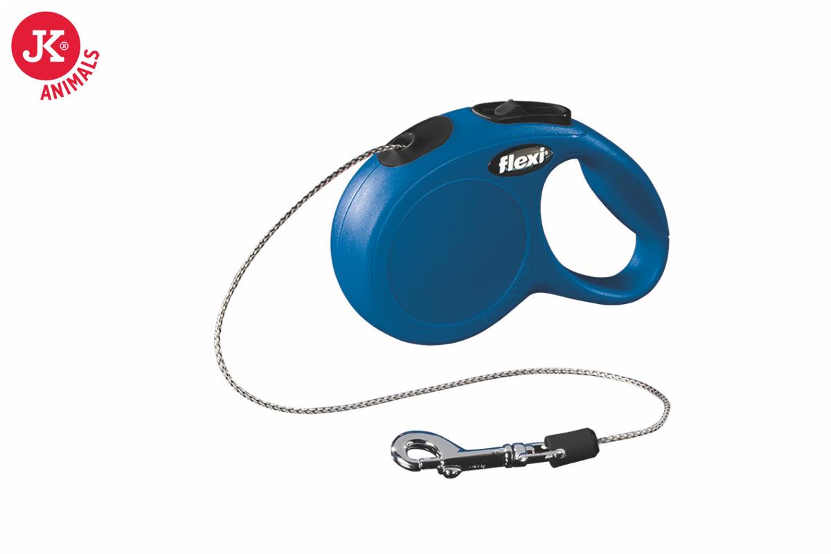flexi new classic cord mini modrá | © copyright jk animals, všechna práva vyhrazena