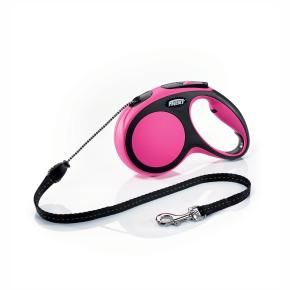 flexi New Comfort Cord (lanko), velikost M, růžová