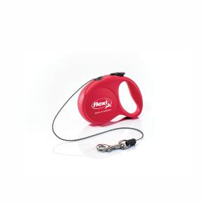 flexi Fun XS, mini - lanko, červená
