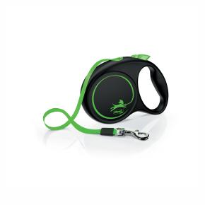 flexi Promotion Tape (pásek), velikost M, neonová zelená – limitovaná edice