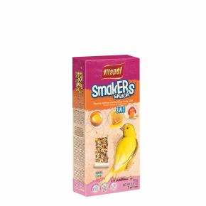 Vitapol - 3 klasy, kanár, mix: ovoce, med, vejce