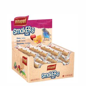 Vitapol Box Smakers - 12 klasů, andulka, ovoce