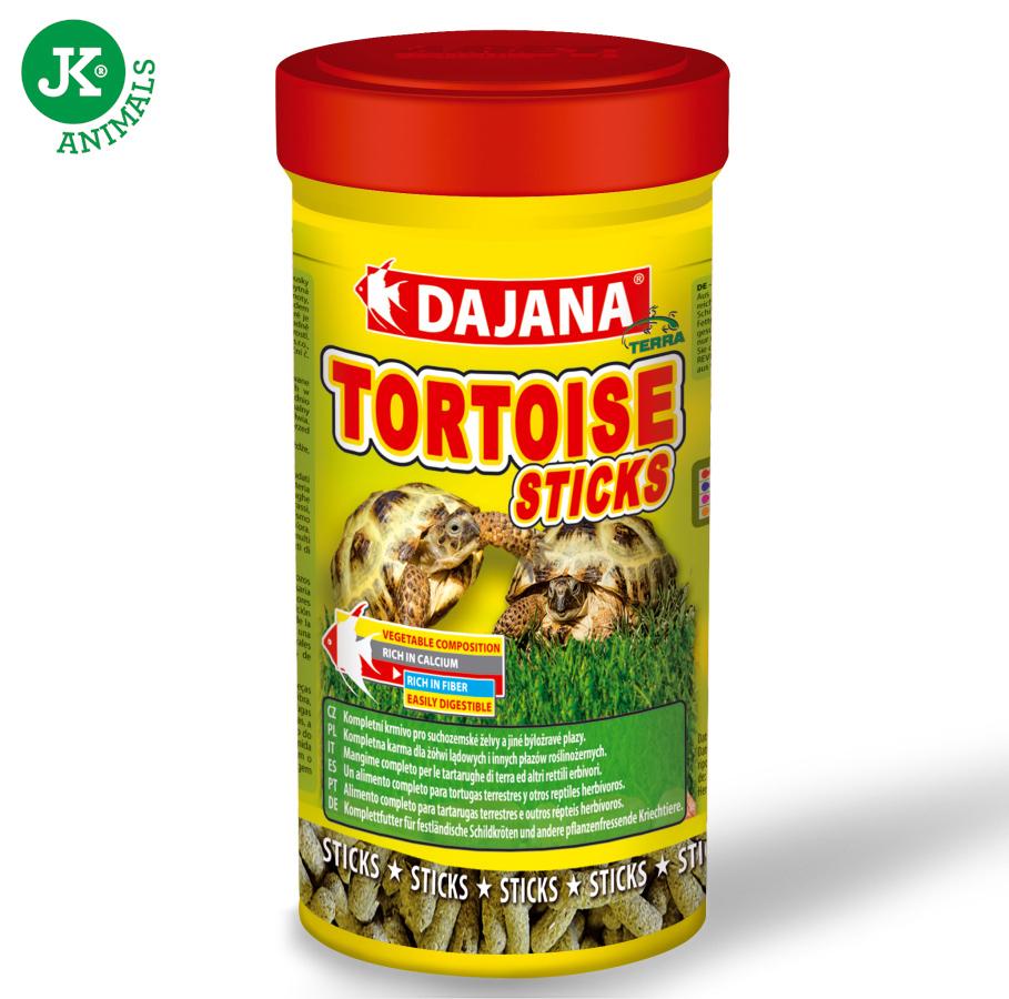 Dajana Tortoise sticks gran. 1000ml   © copyright jk animals, všechna práva vyhrazena