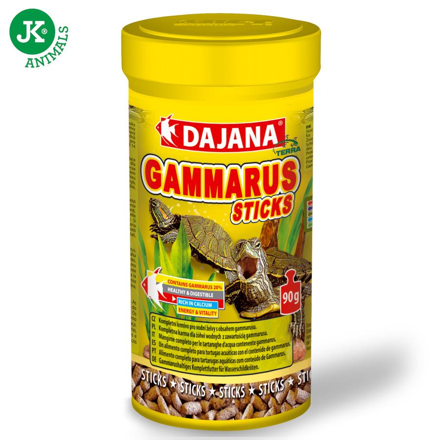 Dajana Gammarus sticks gran. 250ml   © copyright jk animals, všechna práva vyhrazena