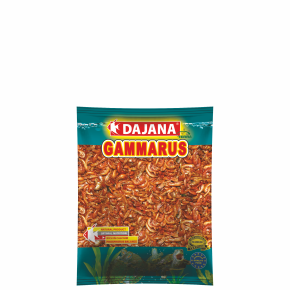 Dajana přírodní krmivo gammarus 0,5–1 cm