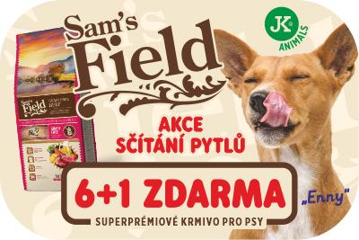 Sčítání pytlů 4+1 Sam's Field