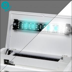 JK ANIMALS skleněný akvarijní komplet JK-A600 –výkonné LED osvětlení (noc/den)   © copyright jk animals, všechna práva vyhrazena