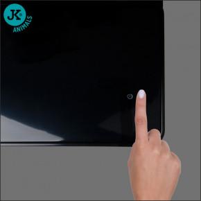 JK ANIMALS skleněný akvarijní komplet JK-A600–dotykové ovládání LED osvětlení | © copyright jk animals, všechna práva vyhrazena