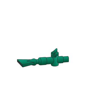 ND: regulační ventil pro IF303, IF304, IP200, IP201