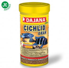 Dajana Cichlid granulát 100ml | © copyright jk animals, všechna práva vyhrazena
