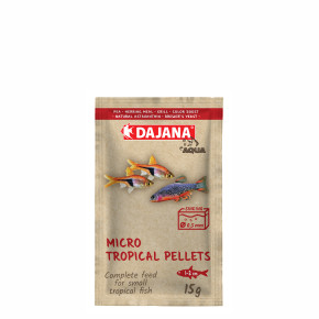 Dajana Micro Tropical Pellets 15g