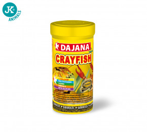 Dajana Cray fish granule rak 100ml | © copyright jk animals, všechna práva vyhrazena