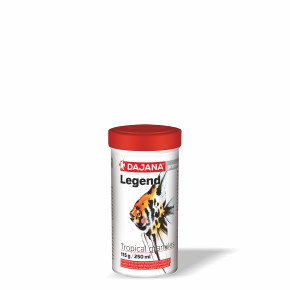 Dajana Legend – Tropical granules, 100 ml granule